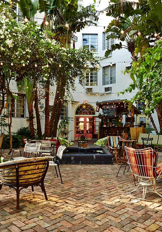 Hoteles en South Beach