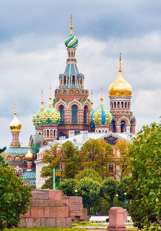Guía básica San Petersburgo