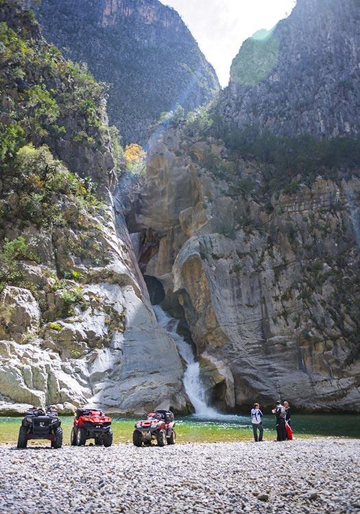 Ecoturismo en Monterrey