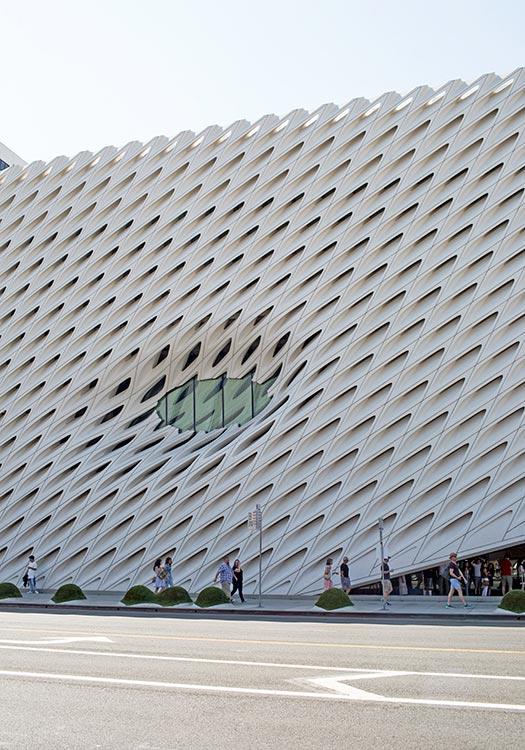Museo en Los Ángeles