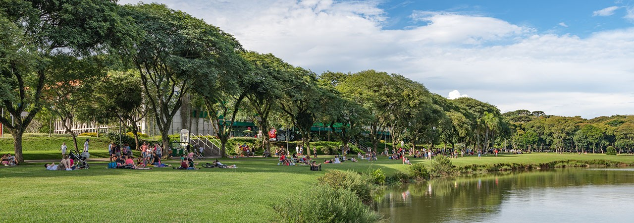 Parque Barigui Curitiba
