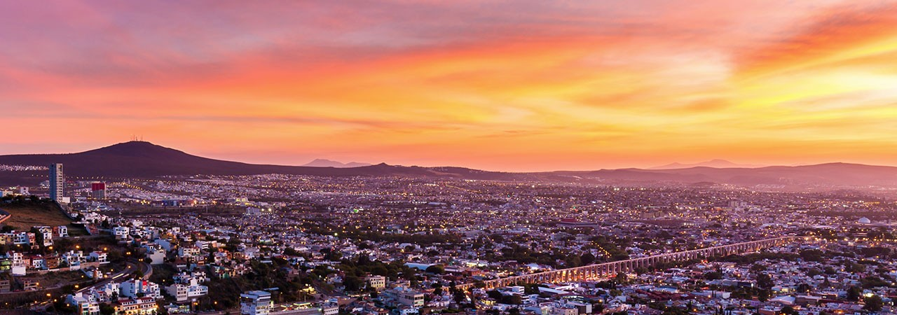 Panorámica de Querétaro